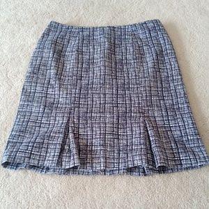 White House Black Market Structured Career Skirt